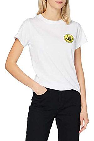 Body Glove Original T-Shirt Camiseta, Mujer, White