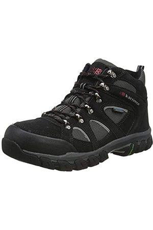 Karrimor Bodmin Mid IV Weathertite - Zapatos de trekking, Hombre, (Black Sea)