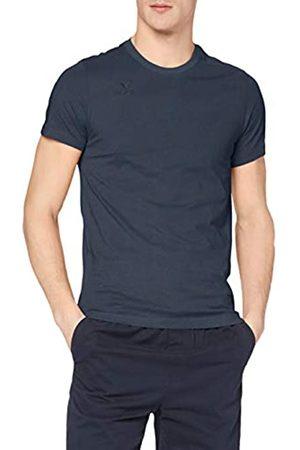Erima Erima 208338 Camiseta de Fitness para Hombre, Color marino (blau)
