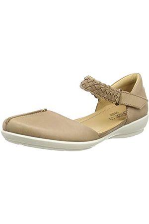 Hotter Lake, Zapatos Planos Mary Jane Mujer