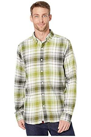 Marmot Harkins Lt WT Flannel LS Camiseta de Manga Larga para Hombre, Hombre, 42690-7764-7-XXL