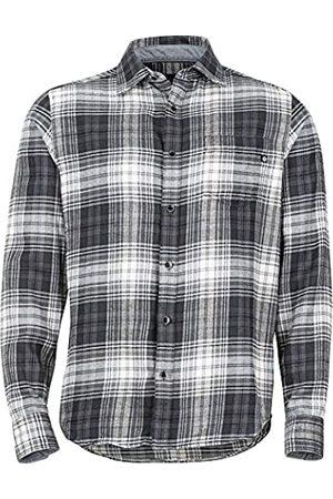 Marmot Fairfax Midweight Flannel - Camiseta de Manga Larga para Hombre (Franela, Talla XL)