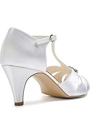Paradox London Pink Bonnie, Zapatos de Boda Mujer, Marfil (Ivory 275)