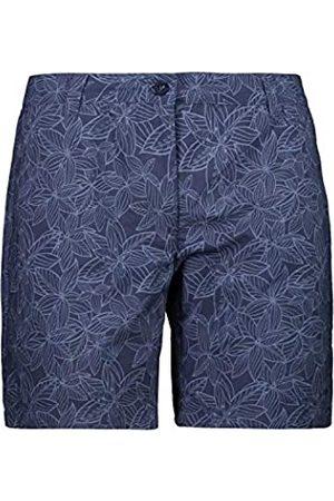 CMP Pantalones cortos Dry Function con estampado floral, para mujer
