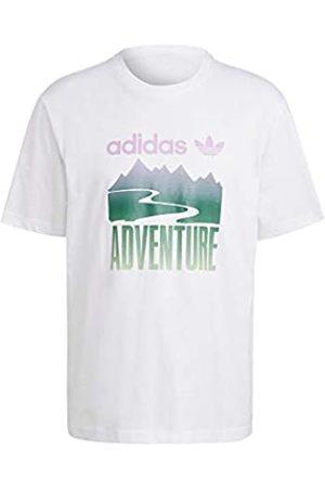 adidas GN2358 ADV Mount tee T-Shirt Mens 2XL