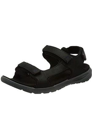 Regatta Marine Sandal, Hombre, Black/Granite