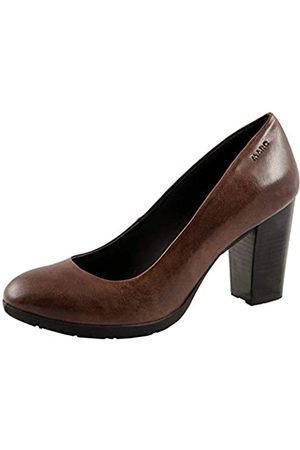Marc Shoes Dilara, Zapatos de Tacón Mujer, (Sheep Venus Cognac 00877)