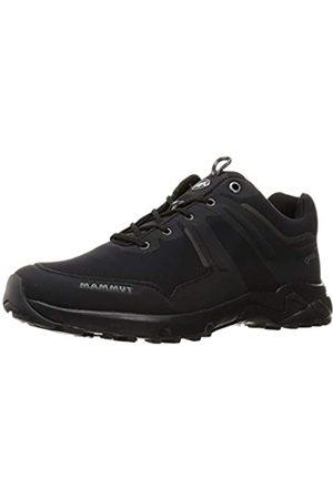 Mammut Ultimate Pro GtxÂ, Zapatos de Low Rise Senderismo Hombre, (Black-Black 0052)