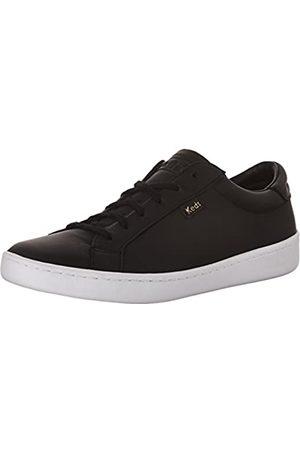 Keds Ace Leather, Zapatillas Mujer, Black