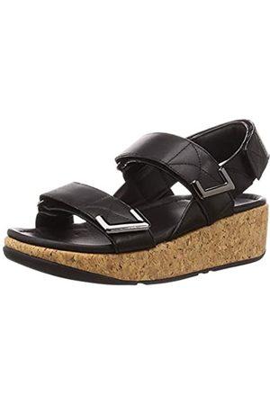 FitFlop Remi Adjustable Back-Strap Sandals, Sandal Mujer