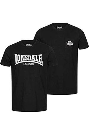 Lonsdale London Camiseta para Hombre Sussex