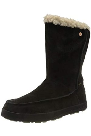 Jack Wolfskin Auckland WT Texapore Boot H W, Botas para Nieve Mujer, Black/