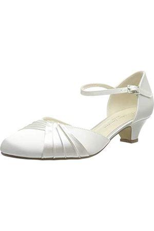 Paradox London Pink Protea, Zapatos de Boda Mujer, Marfil (Ivory 275)