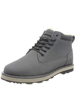 Quiksilver Mission V Boot, Raquetas de Nieve para Hombre, Grey/Grey/Black