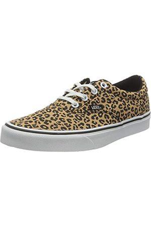 Vans Doheny, Zapatillas Mujer, Cheetah Black/White