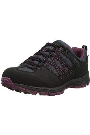Regatta Chaussures Techniques De Marche Basses Samaris II, Zapato para Caminar Mujer, /púrpura
