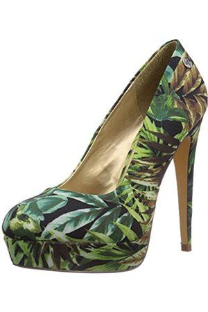 Blink Mujer Tacón - BL 548 - Zapatos de Vestir de Material sintético para Mujer, Color