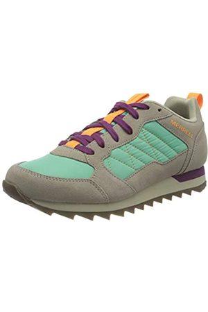 Merrell Alpine Sneaker, Zapatillas Mujer, (Moon/Mint)