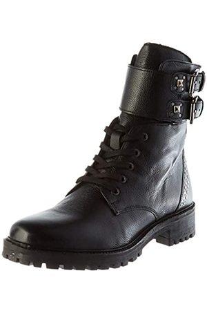 Geox D HOARA E BLACK Women's Boots Biker size 39