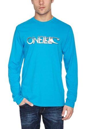 O'Neill Camiseta de Manga Larga con Logo triturado, Hombre, Shredded Logo L/Slv tee