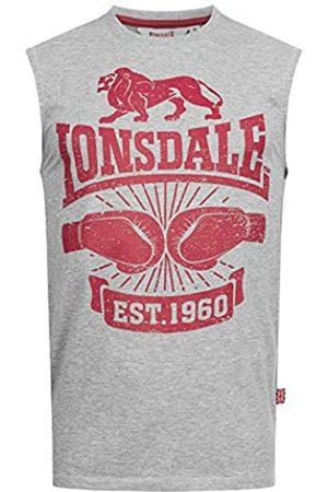 Lonsdale London Cleator - Camiseta para Hombre XXXL