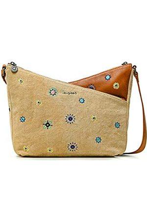 Desigual Fabric Body Bag, Bolsa para cuerpo de Across para Mujer