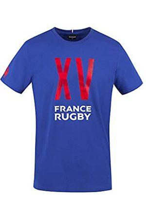 Le Coq Sportif FFR Fanwear tee SS N°1 M Camiseta de Manga Corta