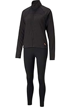 PUMA Active Yogini Woven Suit Chándal, Mujer, Black
