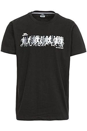 Trespass Hiker Camiseta de Manga Corta, Hombre
