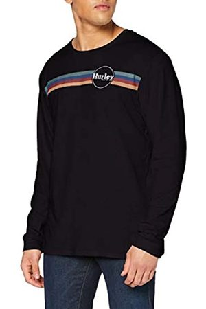 Hurley Hombre Polos - M Jammer Stripe L/S