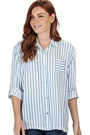 Regatta Mujer Casual - Meera-Camisa Informal con Puños Vueltos Shirts, Mujer
