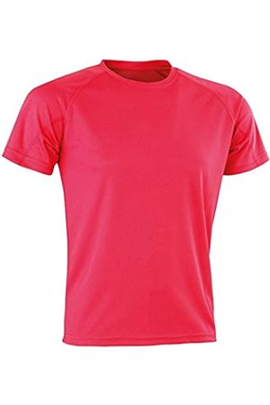 Spiro Camiseta Performance Aircool para Hombre, Hombre, Camiseta