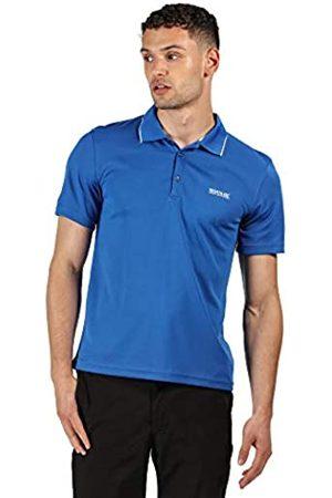 Regatta Maverick V-Polo Deportivo De Secado Rápido T-Shirts/Polos/Vests, Hombre