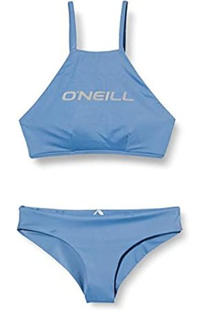 O'Neill PW Soara Maoi Solid Bikini Bikini para Mujer, Mujer, Walton Blue