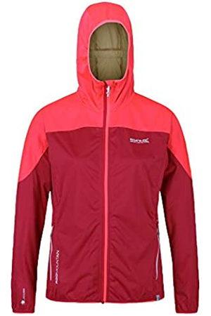 Regatta Chaqueta softshell Tarvos III de tejido ligero, impermeable, transpirable y resistente al viento, con capucha
