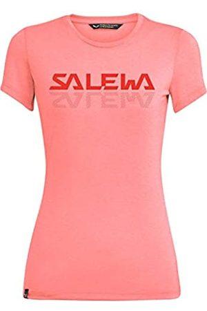 Salewa Graphic Dri-Rel W S/S tee Camiseta, Mujer