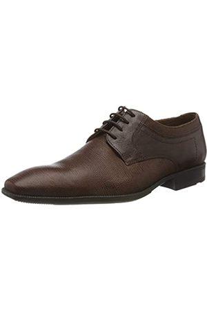 Lloyd Labano, Zapatos de Vestir par Uniforme Hombre, Cognac/Puros/Cognac
