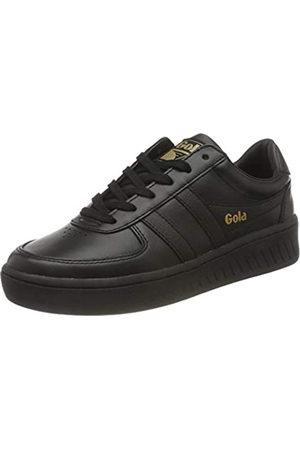 Gola Grandslam Leather, Zapatillas Mujer, Black