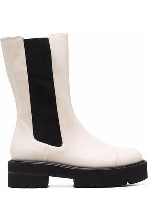 Stuart Weitzman Mujer Botas y botín - Presley Ultralift 50mm platform boots