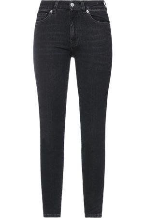 MAURO GRIFONI Mujer Cintura alta - Pantalones vaqueros
