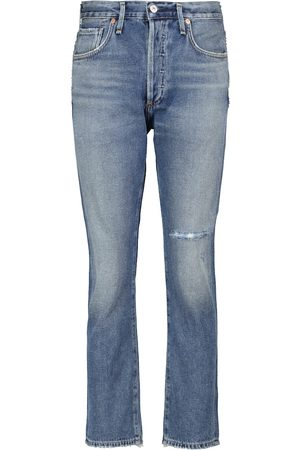 Citizens of Humanity Jeans ajustados Corey de talle bajo