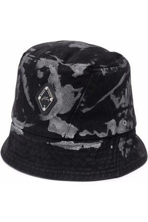 A-COLD-WALL* Hombre Sombreros - Sombrero de pescador con estampado abstracto