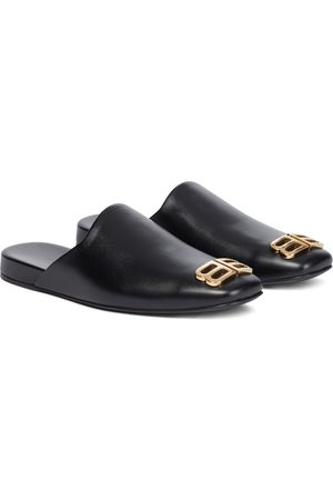 Balenciaga Slippers Cosy BB de piel