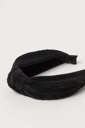 H&M Mujer Accesorios del pelo - Diadema plisada
