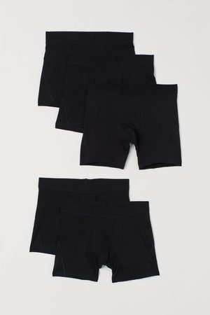 H&M Hombre Calzoncillos y Boxers - Pack 5 calzoncillos Trunk