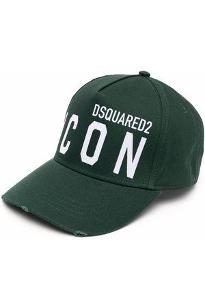 Dsquared2 Gorra Icon con logo bordado