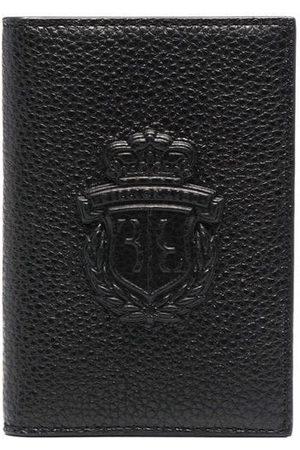 BILLIONAIRE Hombre Carteras y monederos - Crest credit card holder
