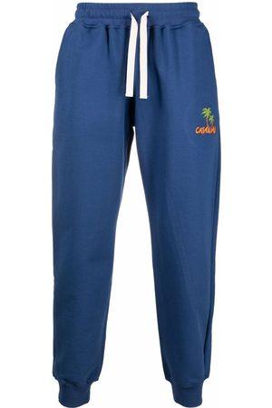 Casablanca Pantalones de chándal con bordado Casaway