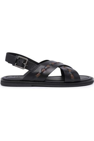 Bally Hombre Sandalias - Jador crossover-strap sandals