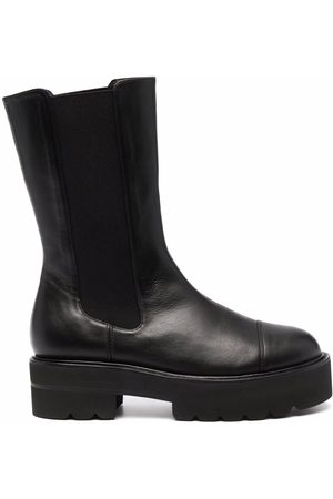Stuart Weitzman Presley Ultralift 60mm platform boots